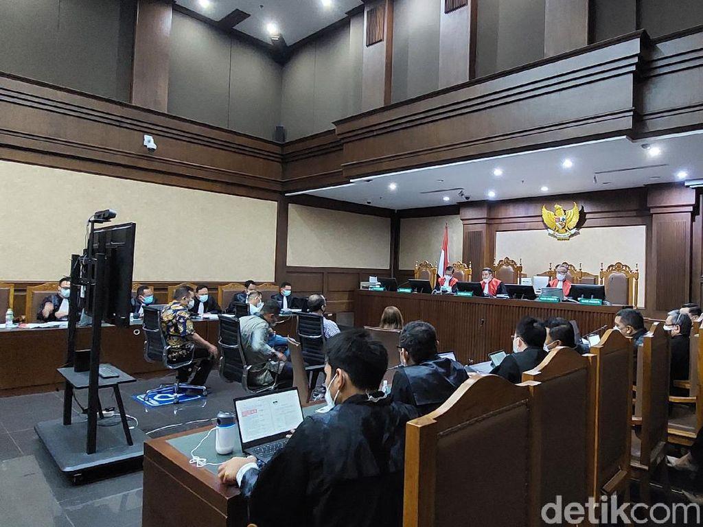 Herannya Jaksa KPK Saat OB Transfer Ratusan Juta untuk Keperluan Juliari