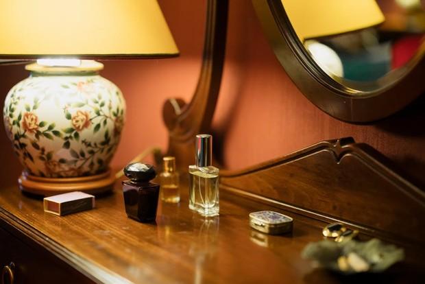 Simpan parfum di suhu ruang
