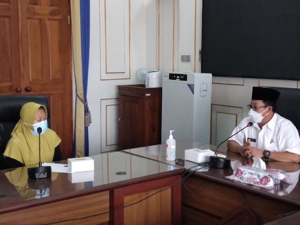 Wali Kota Malang Temui Guru TK yang Diteror 24 Debt Collector