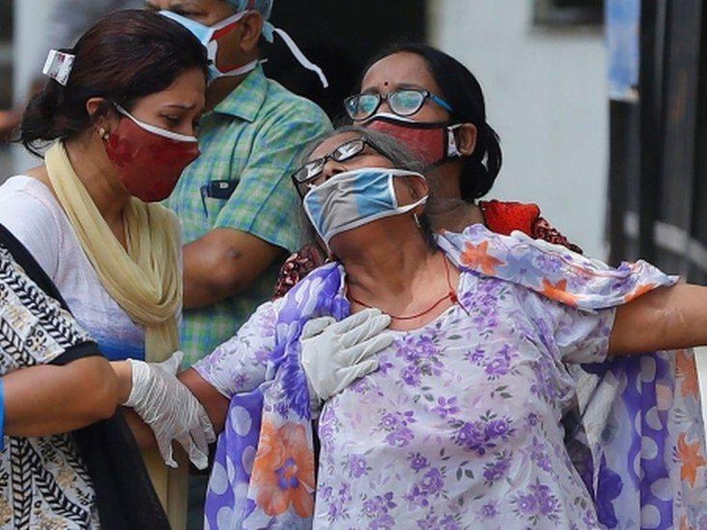 Muncul Infeksi Jamur Kuning di India, Susul Kasus Jamur Hitam-Putih