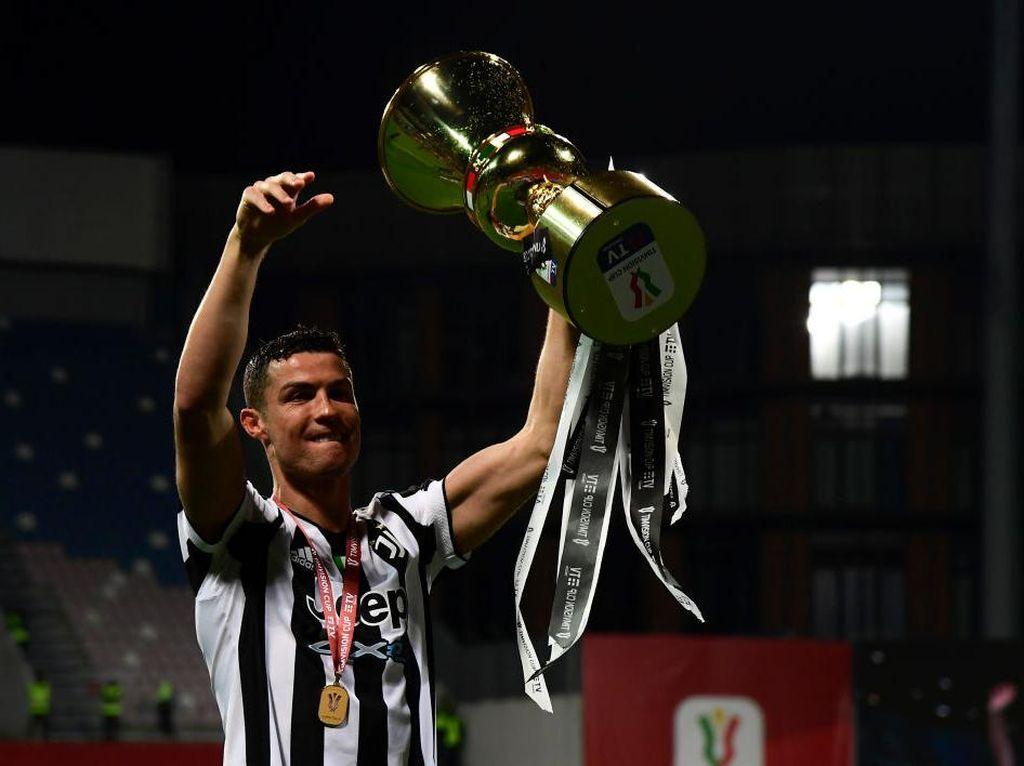 Georgina Sebut Ronaldo Bertahan di Juventus