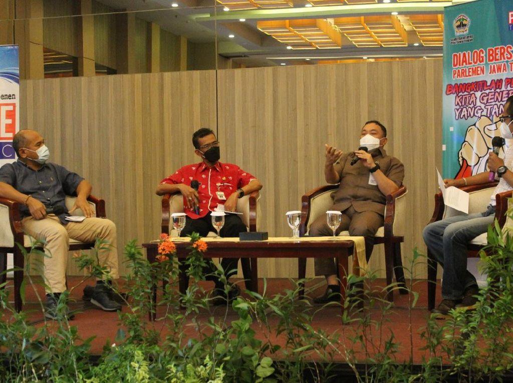 Anggota DPRD Jateng: Masa Depan Negara Ada di Pundak Pemuda
