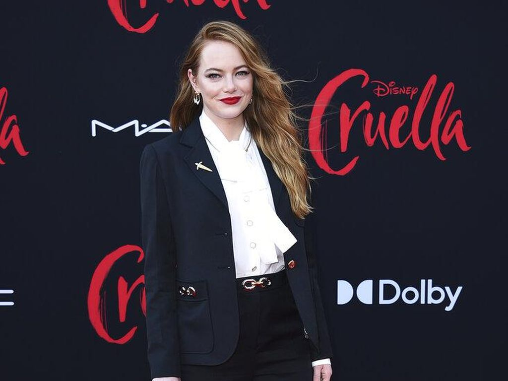 Emma Stone Pastikan Akan Kembali Bintangi Sekuel Cruella