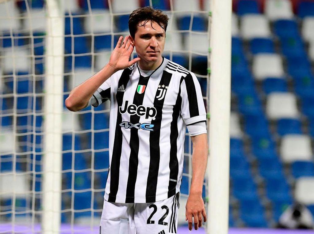 Federico Chiesa Akan Bisa Menangi Ballon dOr dalam 4 Tahun