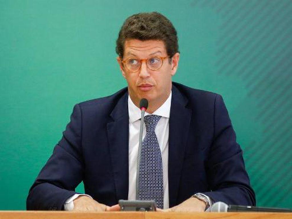 Menteri Lingkungan Brasil Diperiksa soal Dugaan Perdagangan Kayu Ilegal