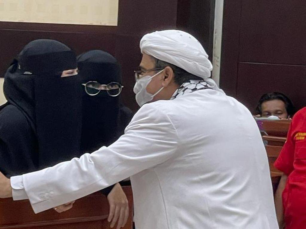 Kasasi JPU Ditolak MA, Habib Rizieq Tetap Dibui 8 Bulan di Kasus Petamburan