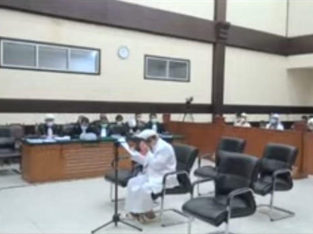 Jaksa Bicara Hadis di Sidang, Dinasihati Balik Habib Rizieq