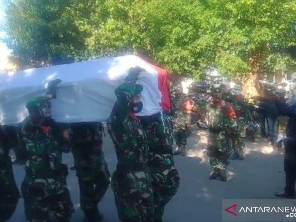 Senaf Soll Otak Penyerangan 2 TNI hingga Tewas di Papua Pecatan TNI