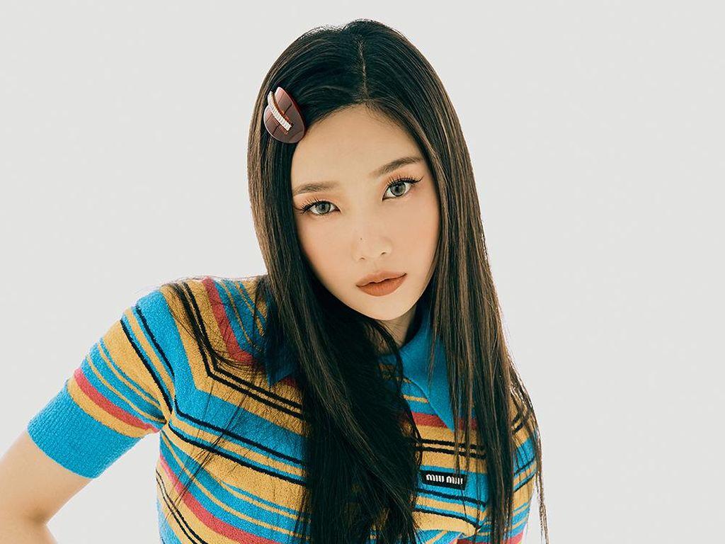 5 Fakta Hello, Album Solo Pertama Joy Red Velvet