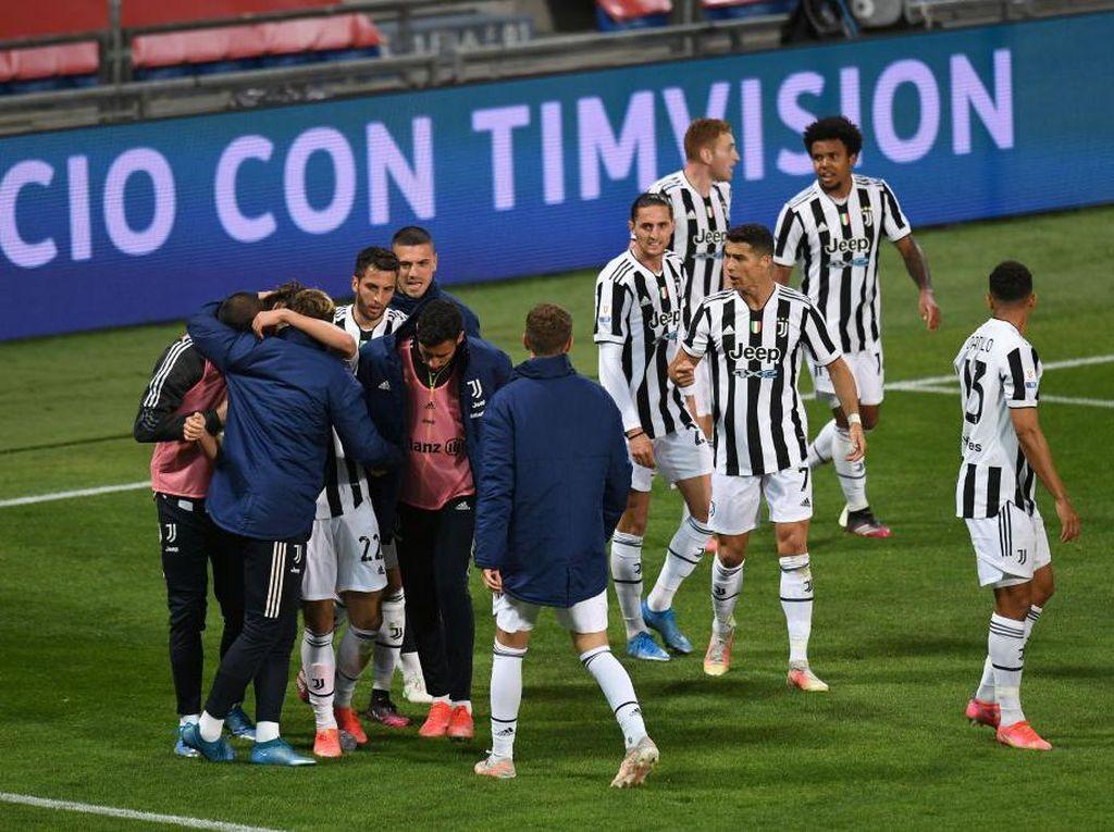 Atalanta Vs Juventus: Menang 2-1, Bianconeri Juara Coppa Italia
