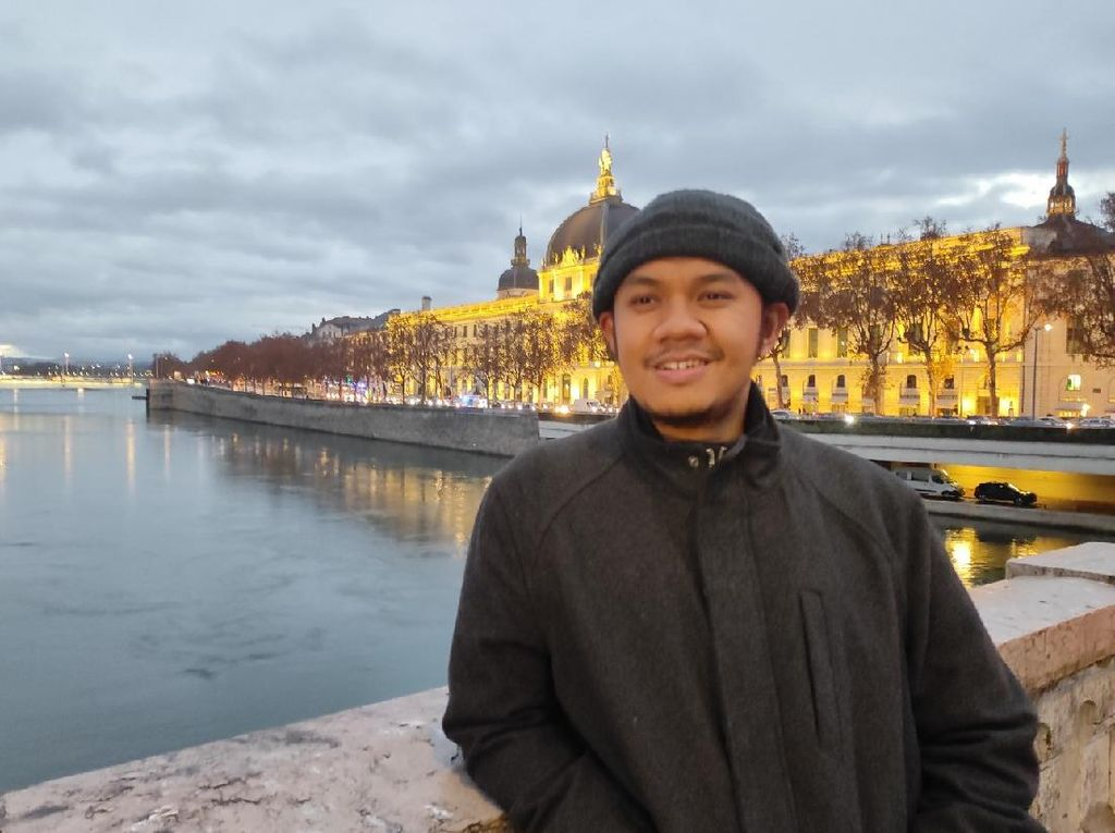 Kisah Inspiratif Mahasiswa RI Raih Beasiswa di Prancis: Lolos Usai 10 Kali Interview