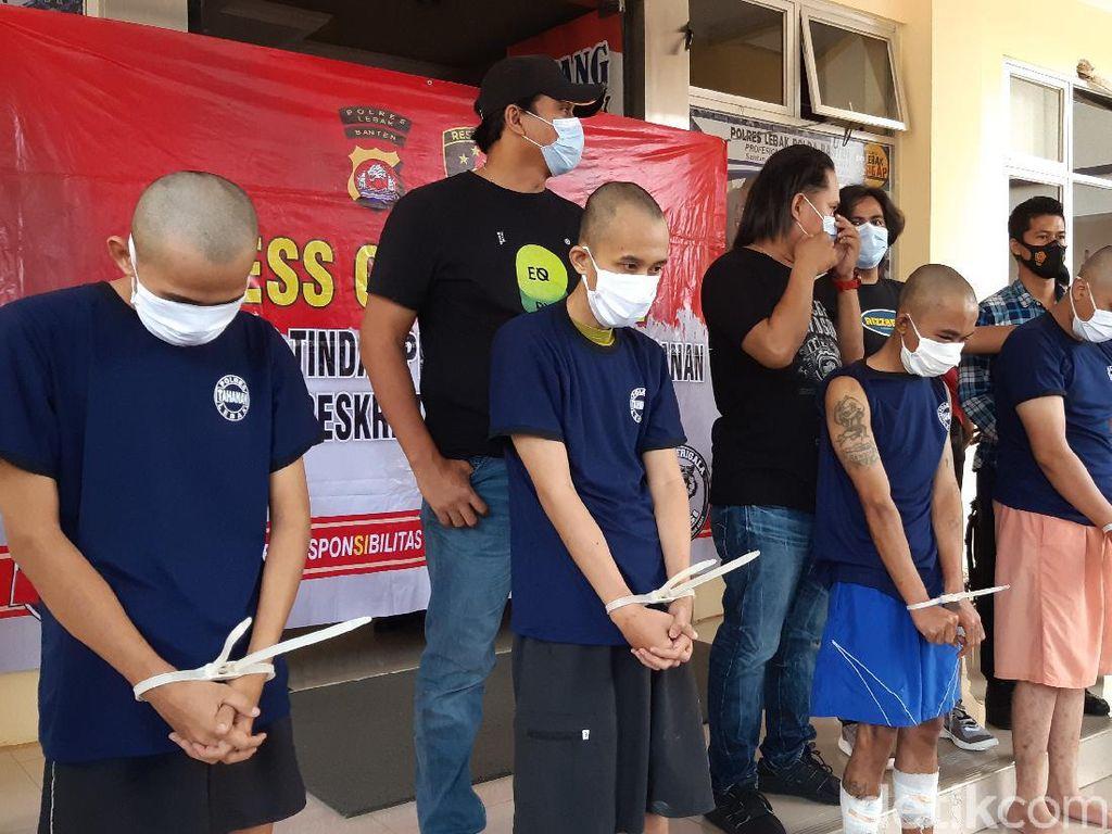 Jabar Banten Hari Ini: Panglima Geng Motor Hantam Polisi-Begal Tembak Sopir Taksi Online