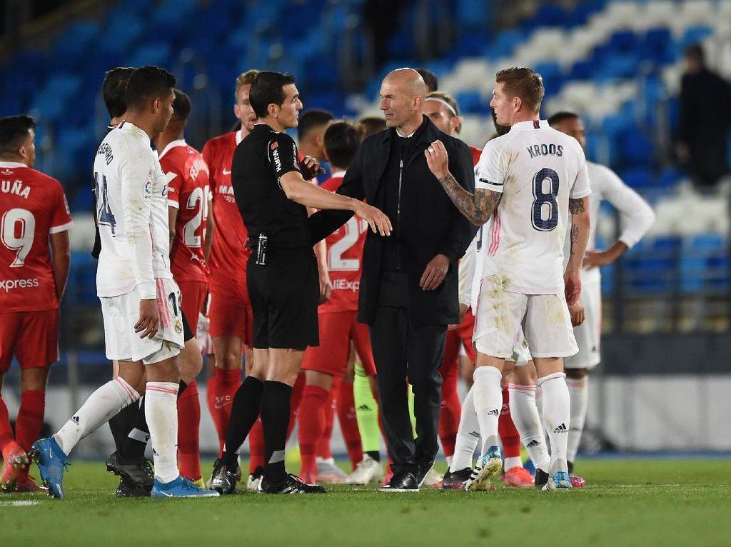Kroos: Penalti Lawan Sevilla Bisa Gagalkan Madrid Juara