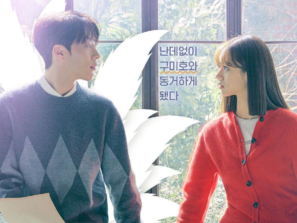 Spoiler My Roommate Is A Gumiho, Begini Pertemuan Hyeri dan Jang Ki Yong