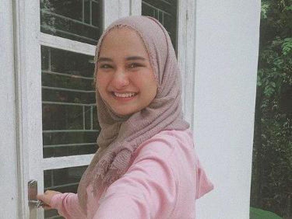 Cantiknya Calon Istri Ameer, Anak Ustaz Arifin Ilham