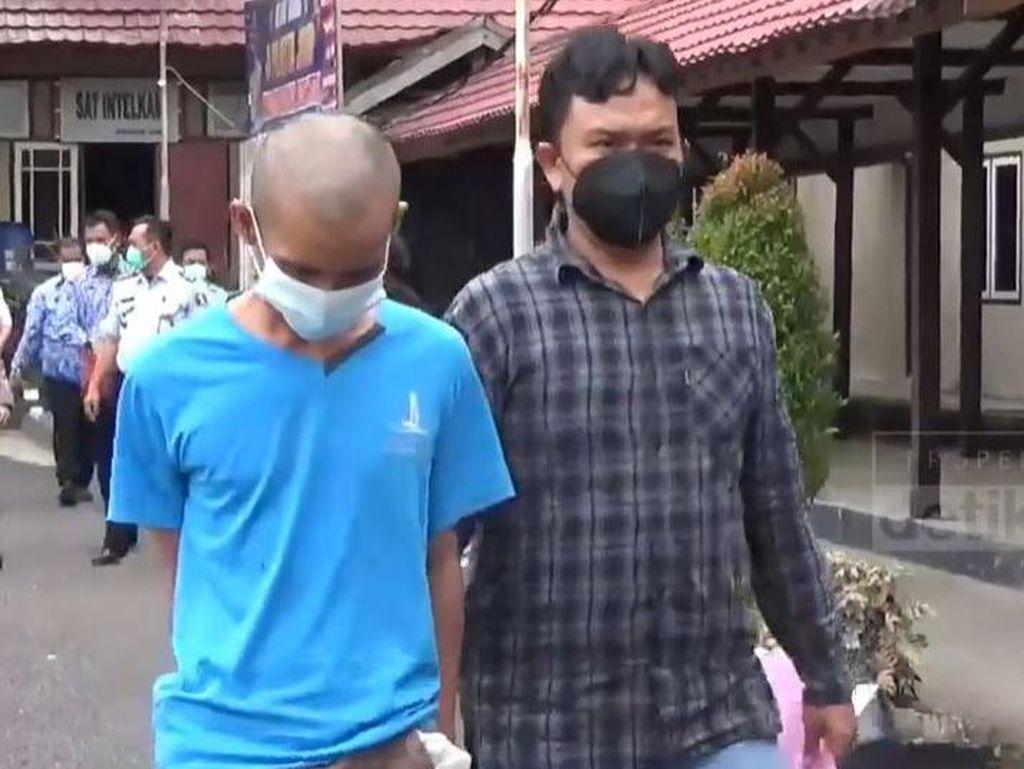 Napi Kabur Selama 3,5 Tahun, Ditangkap Saat Mudik Lebaran