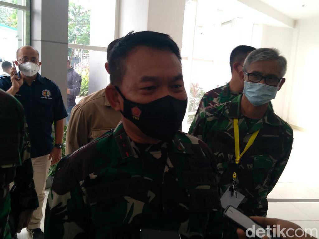 Respons Mayjen Dudung Dipuji Jokowi soal Pasien di RSD Wisma Atlet Turun