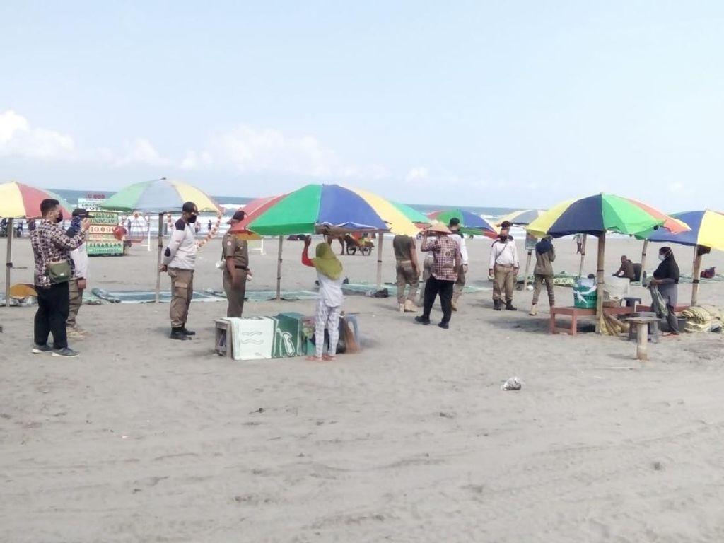 Pantai Parangtritis Mulai Tata PKL