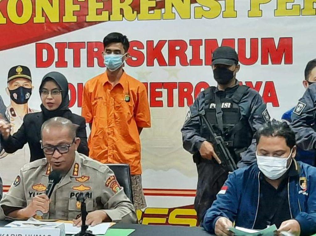 Perampok dan Perkosa ABG Kabur ke Bogor Usai Tahu Temannya Ditangkap
