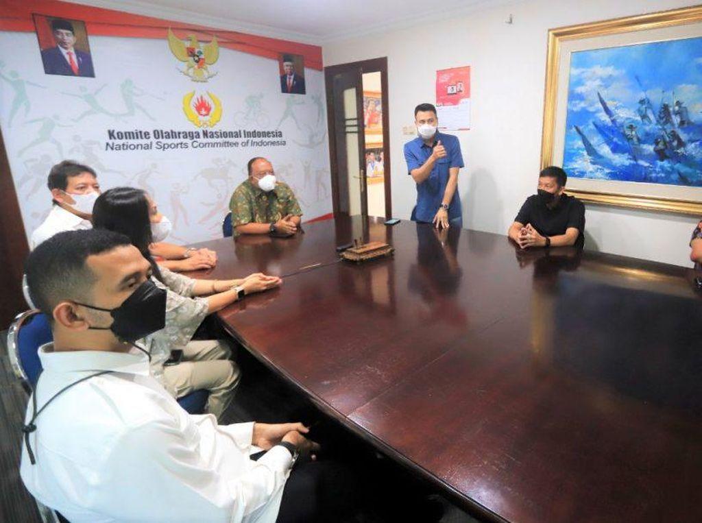 Raffi Ahmad Bakal Gelar Fun Match, Gaungkan PON XX Papua