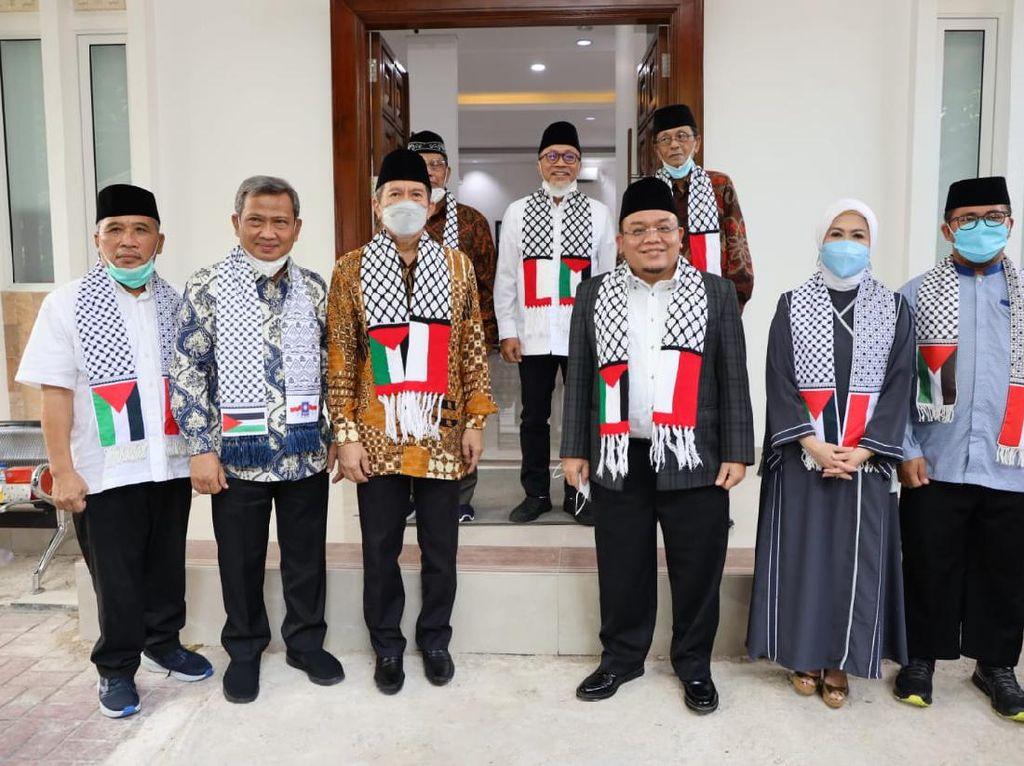 Sinergi Dukungan dan Solidaritas Ketum PAN untuk Palestina