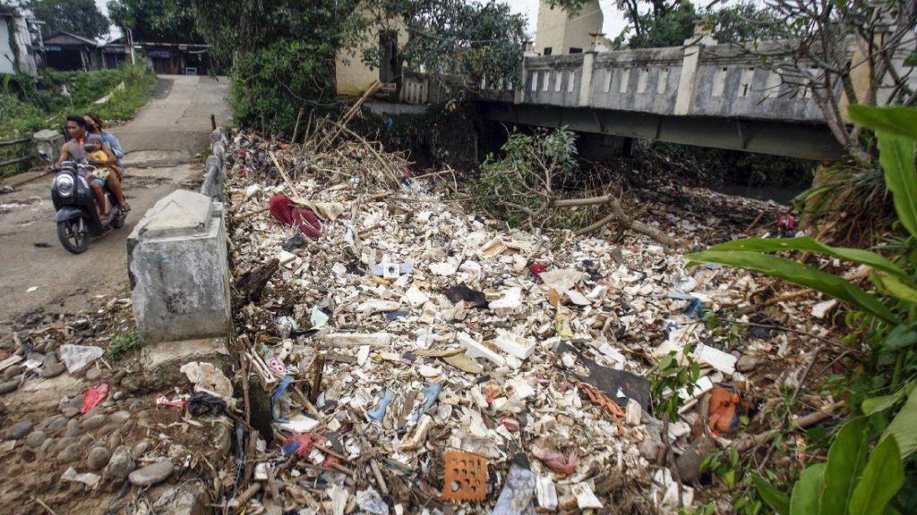 Ini Biang Keladi Banjir di Cilebut Bogor