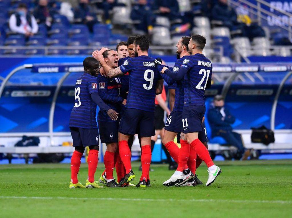 Timnas Prancis Diunggulkan Juara Piala Eropa 2020