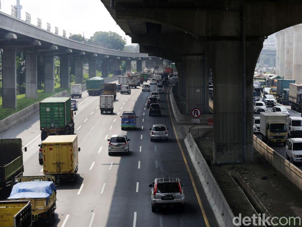 Tol Japek Buka Tutup Mulai Hari Ini, Imbas Proyek Kereta Cepat
