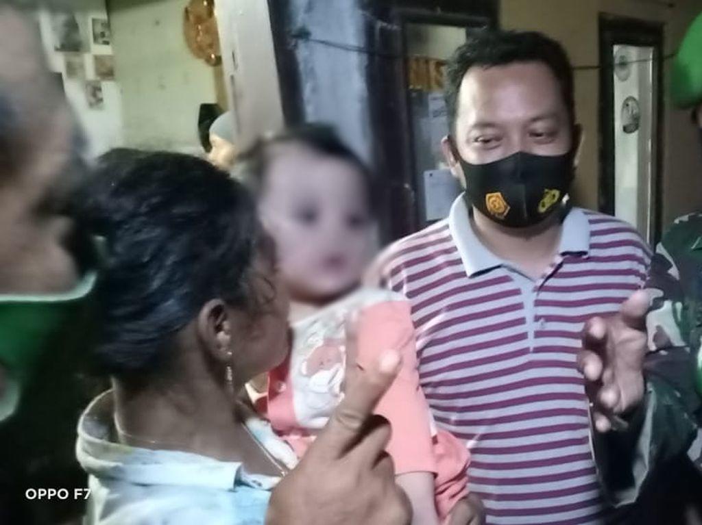 Gerak Cepat Penemuan Anak Prajurit TNI yang Diculik ART
