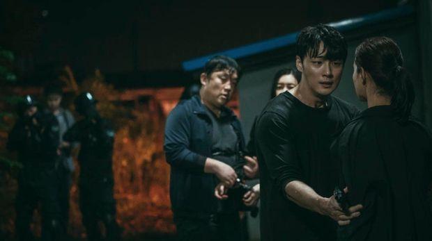 Film Drama Korea Train
