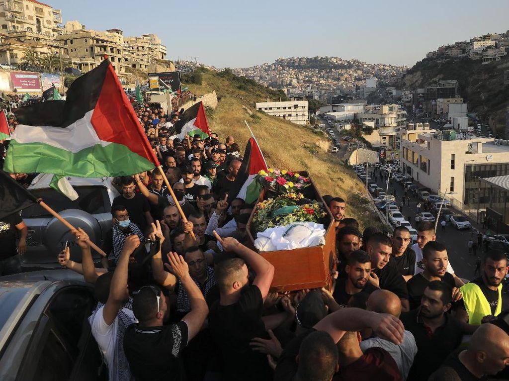 Israel-Hamas Gencatan Senjata, 14 Jasad Terkubur di Rumah Eks Polisi