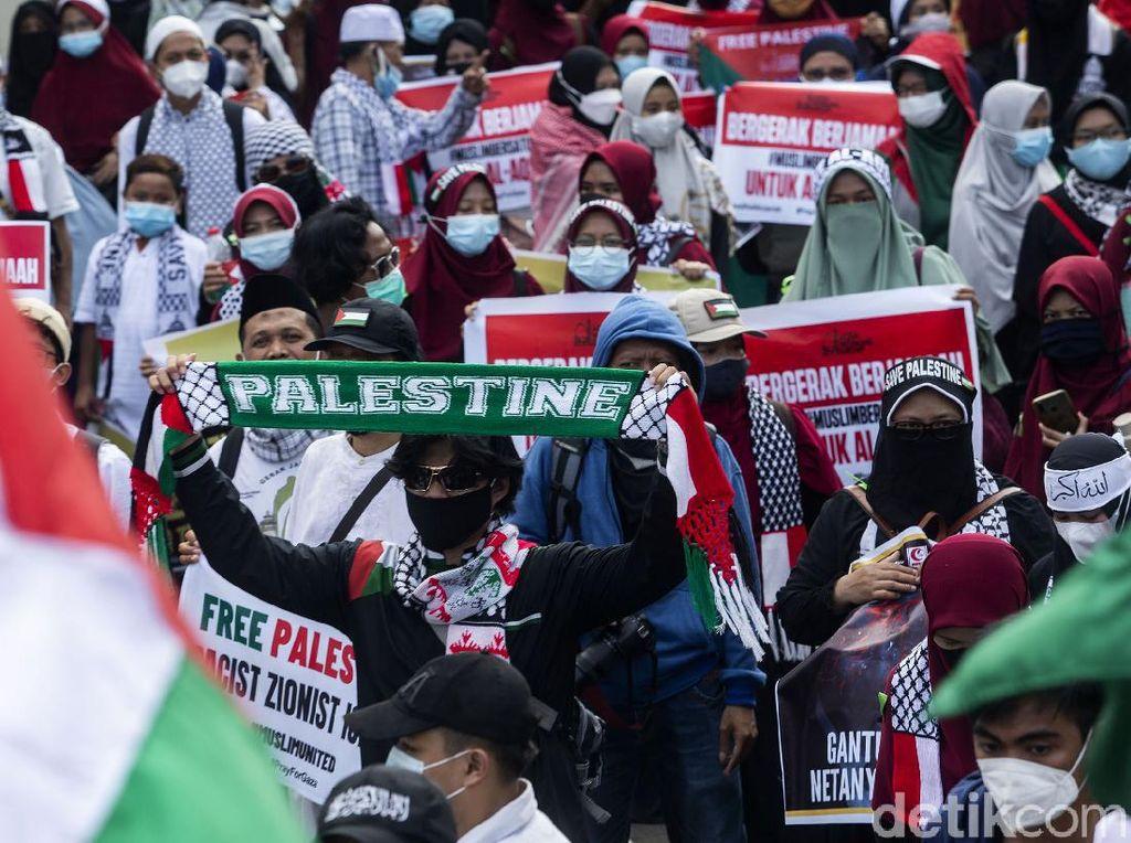 Waket MPR Sebut Langkah RI Dukung Palestina Sesuai Amanat Konstitusi