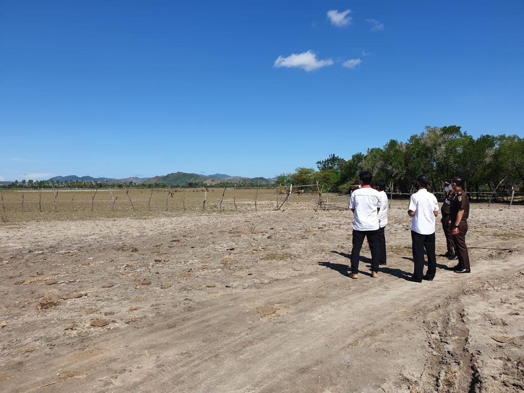 Kejagung Sita 2,9 Juta Meter Persegi Tanah Milik Benny Tjokro di NTB