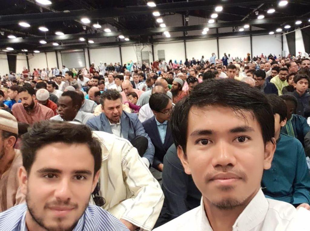Kisah Mahasiswa RI Lebaran di Amerika Serikat: Sholat Id Tanpa Teman Indonesia