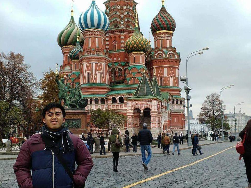 Kisah Mahasiswa RI Raih Beasiswa di Rusia: Pindah Kampus Demi Beasiswa
