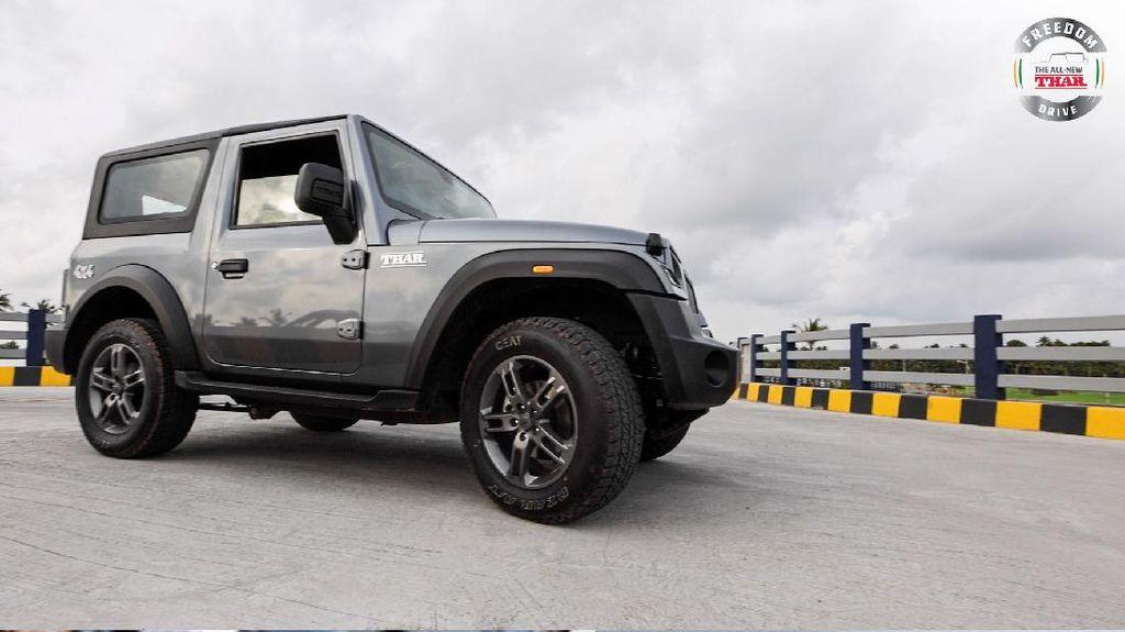 Potret Mobil India yang Bikin Jeep Ngamuk