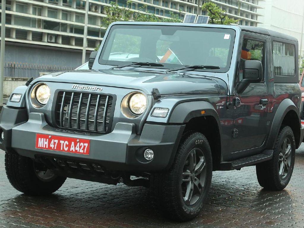 Jeep Berhasil Jegal Penjualan Mobil India yang Desainnya Mirip