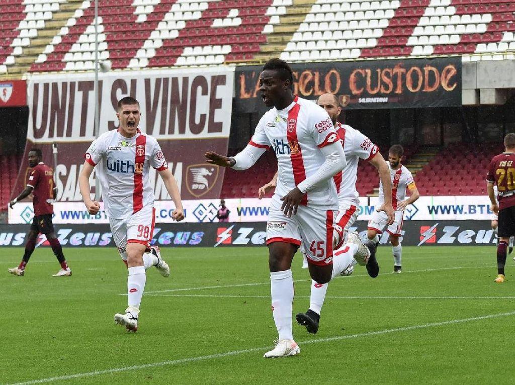 Mario Balotelli Cs Kubur Mimpi Promosi ke Serie A