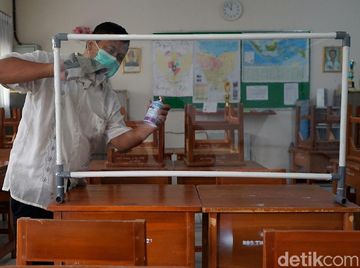 Menengok Persiapan SMP di Ibu Kota Jelang Pelaksanaan PPDB Jakarta