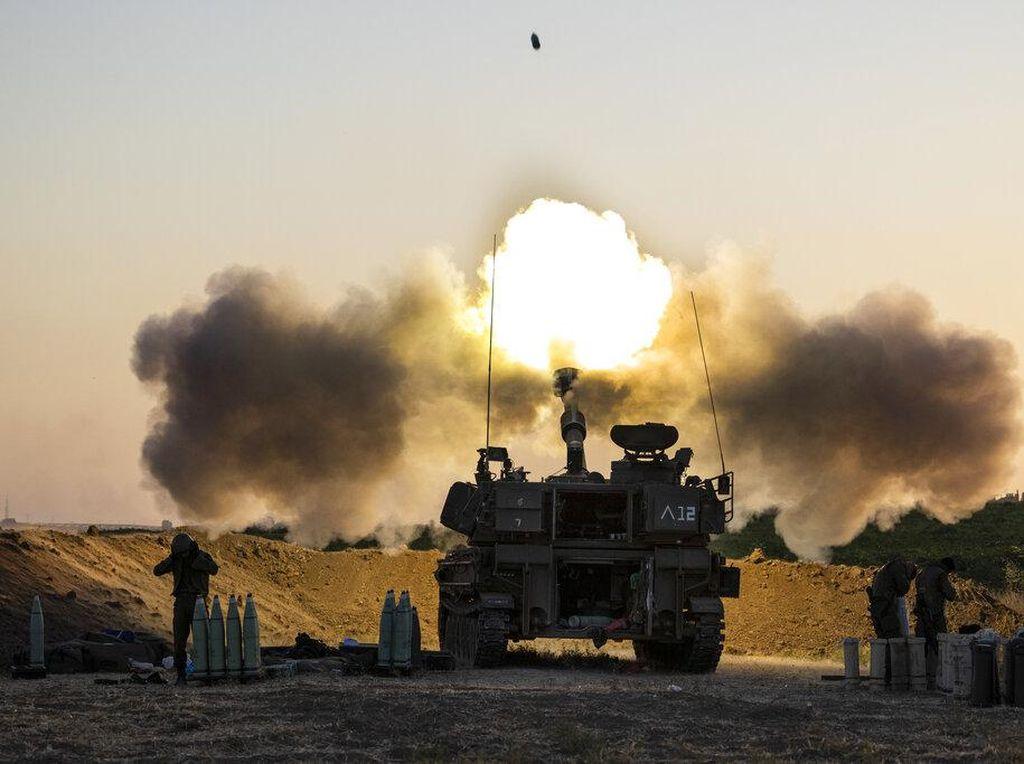Israel Alami Kerugian USD 368 Juta Selama 11 Hari Perang