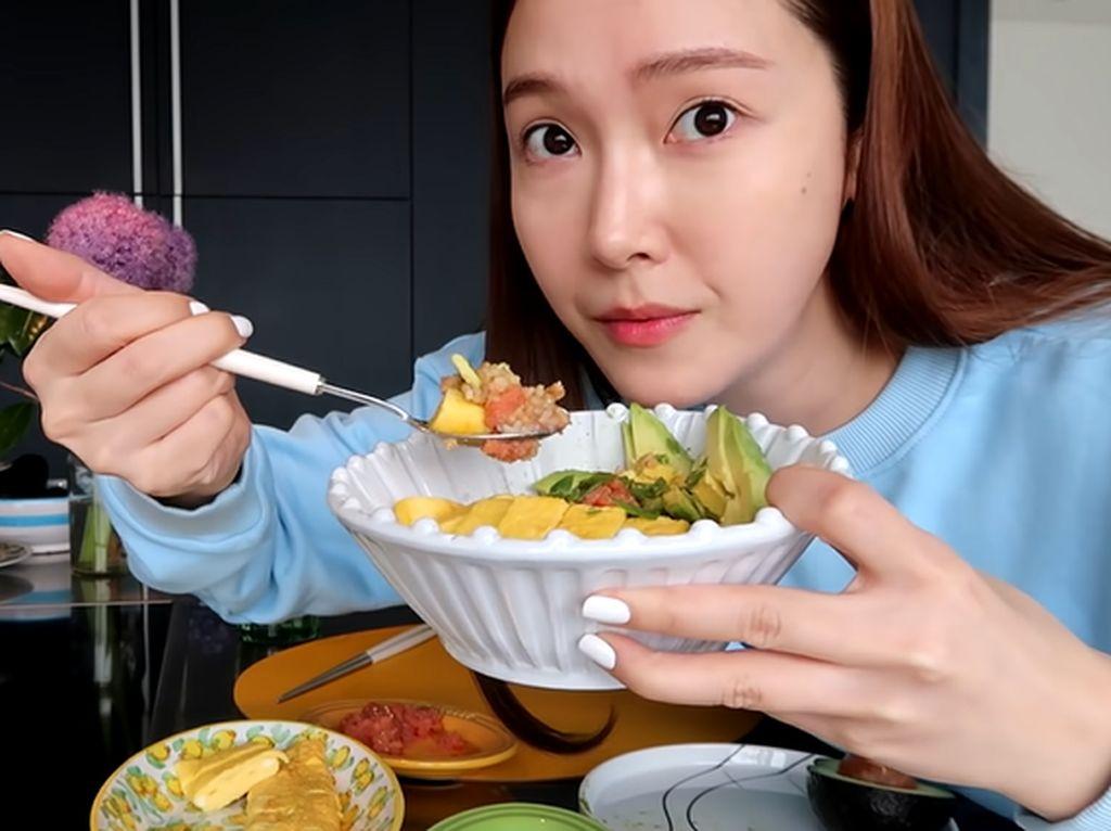 6 Menu Diet Jessica Jung dalam Seminggu, Apa Saja?