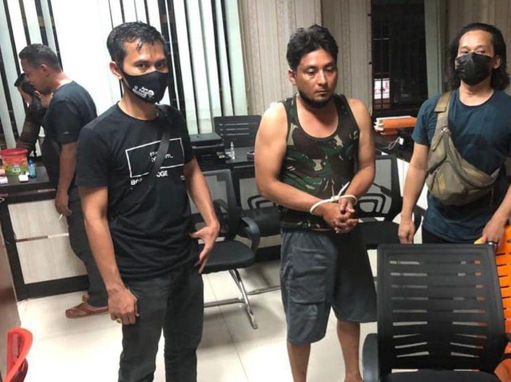 Polisi Kembali Tangkap 1 Pelempar Kepala Anjing ke Rumah Pejabat Kejati Riau