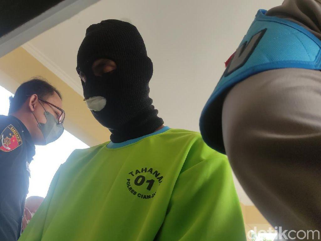 Bejat! Ayah di Cianjur Perkosa Anak Kandung