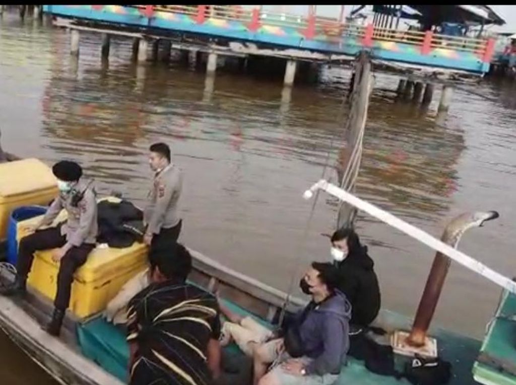 Penyelundupan Benur Senilai Rp 20 Miliar di Jambi Digagalkan