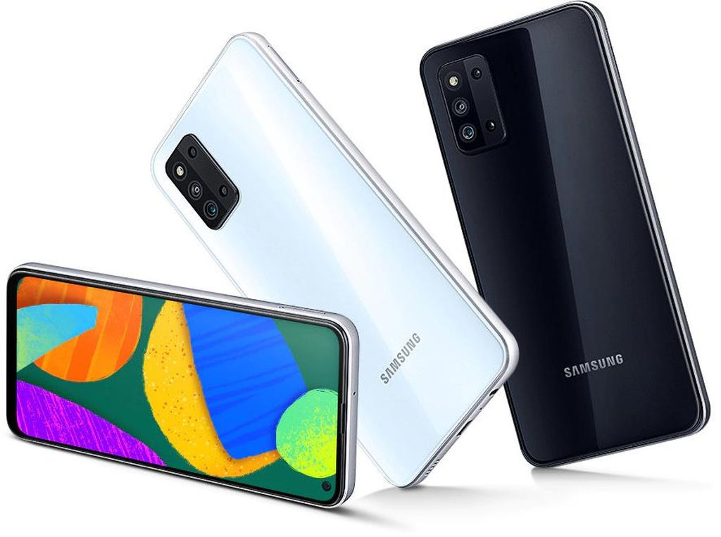 Samsung Galaxy F52 5G Diumumkan Bawa Layar 120Hz, Harganya?