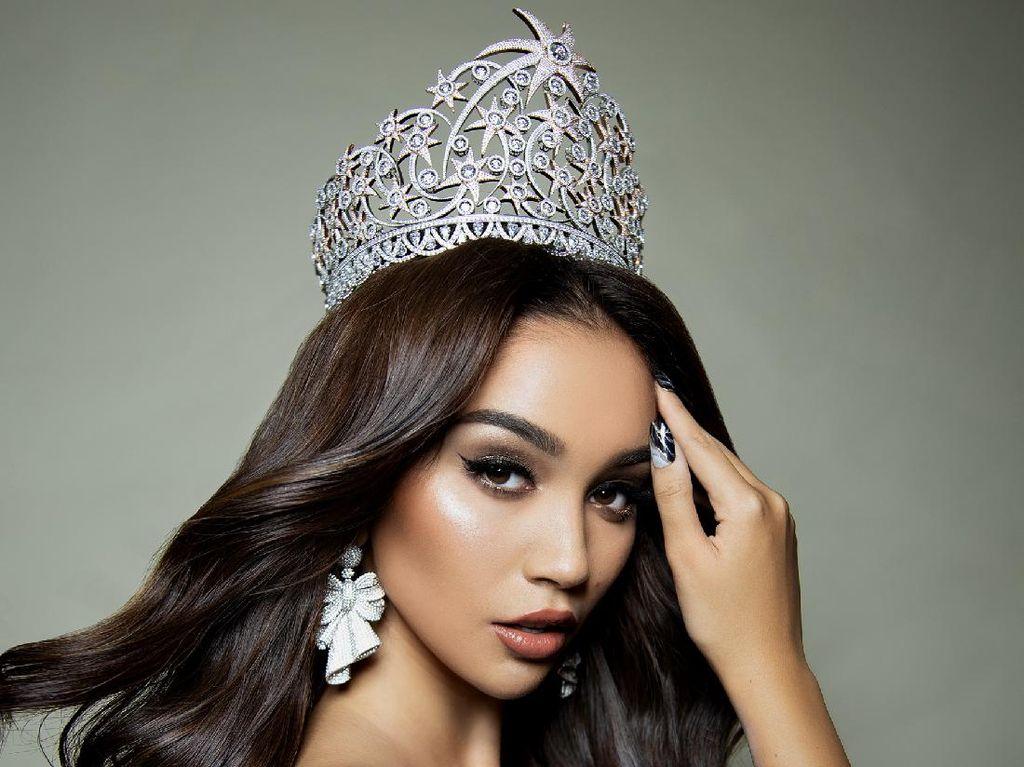 Sophia Rogan Dipilih Ivan Gunawan Jadi Pemenang Miss Grand Indonesia 2021