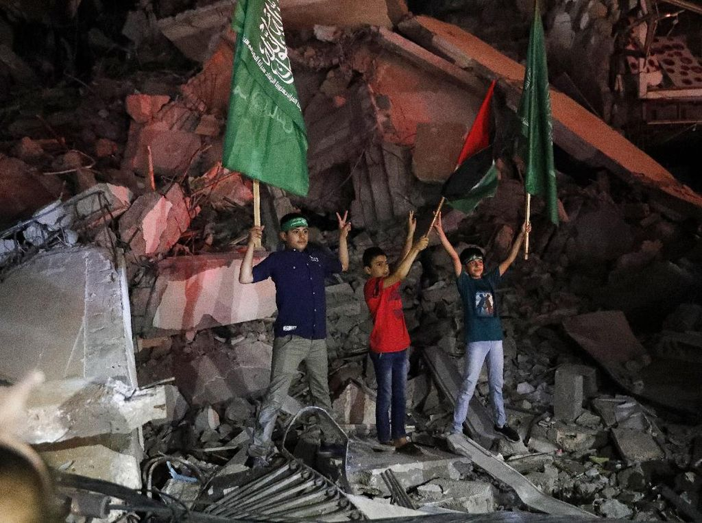 UEA Siap Fasilitasi Upaya Perdamaian Israel-Palestina