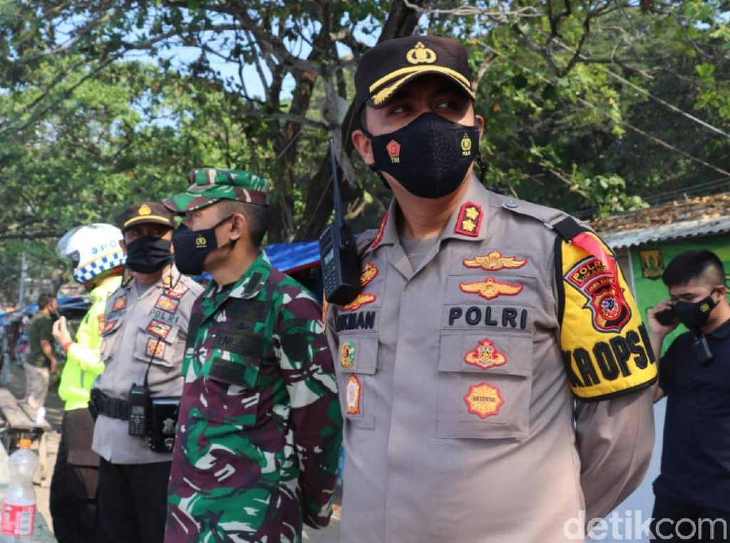 Jelang Akhir Pekan, Lokasi Wisata Sukabumi Kembali Ditutup