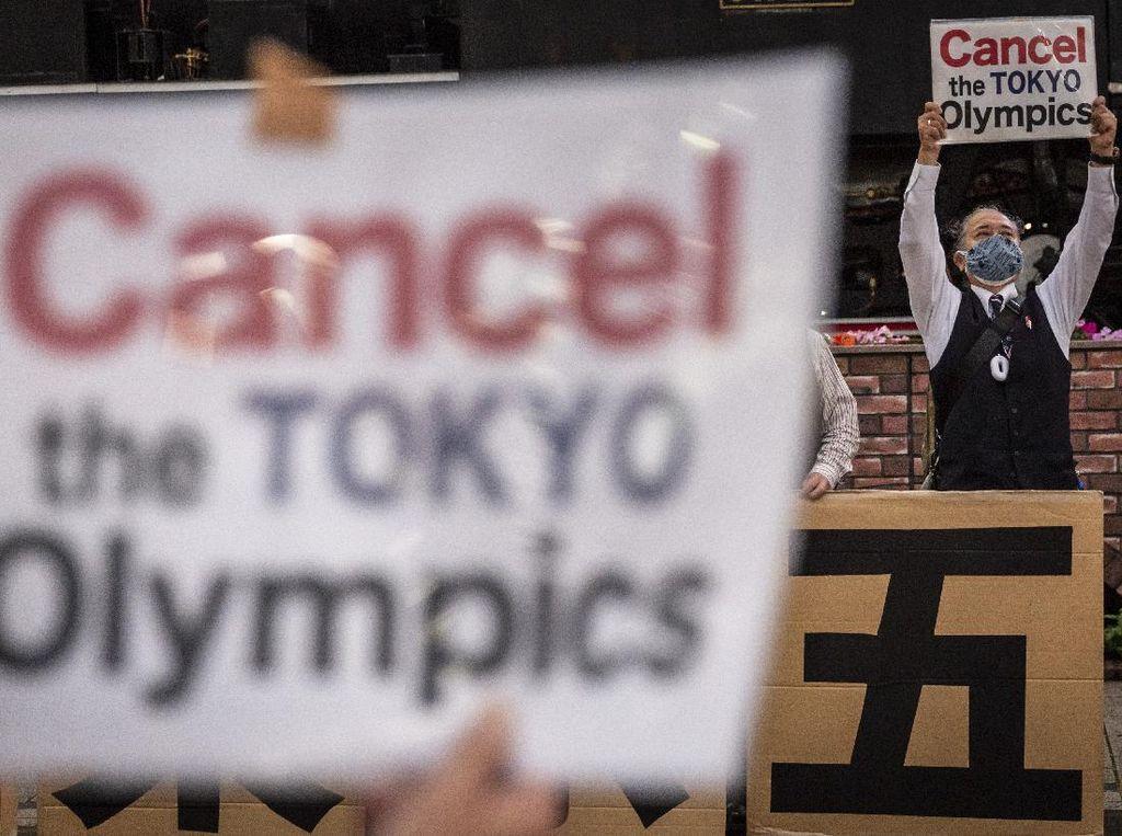 Para Dokter Jepang Ingatkan Potensi Muncul Varian Corona di Olimpiade Tokyo