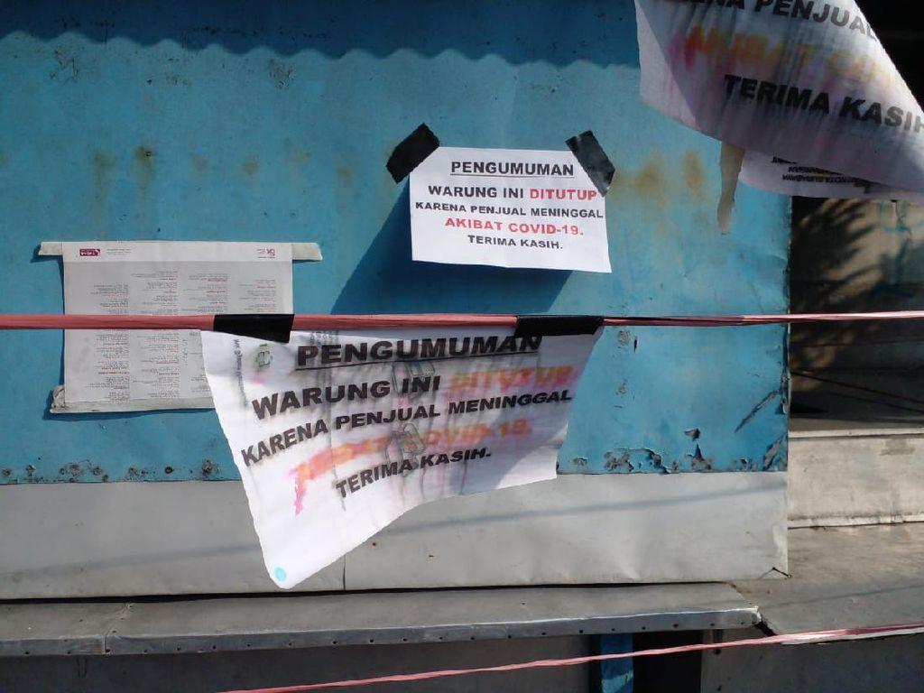 Imbas 4 Warung di Surabaya yang Ditutup Karena Pemilik Disebut Meninggal COVID